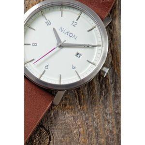 Nixon Leather Watch
